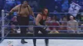 Undertaker vs. Big Daddy V