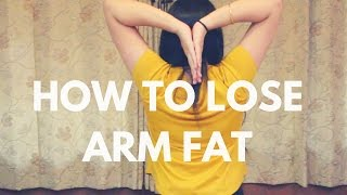 How To Lose Arm Fat | 5 Simple Exercises | WORKitOUT
