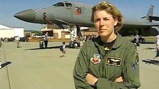 B-1 Lancer Bomber- Tour and Demonstration