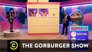 Censor Time Nipple Game - The Gorburger Show - Comedy Central