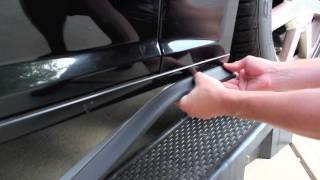 Universal All-Fit Lip Kit Installation Instructions Do It Yourself DIY Splitter Spoiler