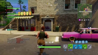 Fortnite nuove appe assieme