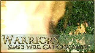 Trapped in the Forest Fire 🌿 Warrior Cats Sims 3 Legacy - Episode #64 Special