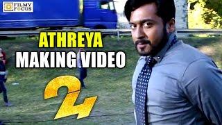 24 Movie Making    Athreya Role    Suriya, Vikram Kumar - Filmyfocus.com