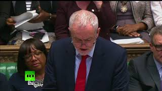 Corbyn: Does this mean countries could now bomb Saudi airfields over crisis in Yemen?