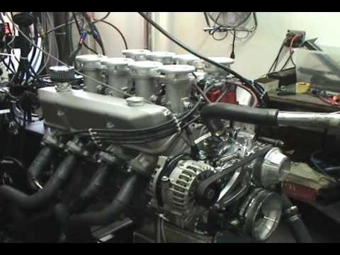 427 Ford EFI Dyno Run Survival Motorsports