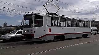 Tver (Kalinin) tram / Тверской (Калининский) трамвай