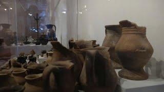 Exhibition explores Pompeii