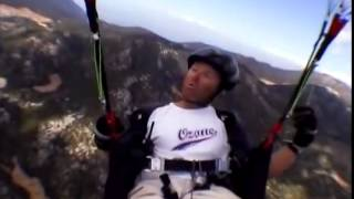 Paragliding Performance in flight