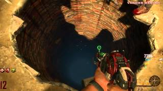 Vanossgaming Black Ops 2 Zombies Buried Easter Egg