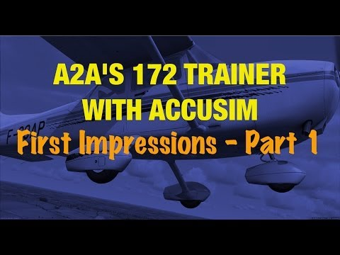 Xxx Mp4 A2A SIMS 172 TRAINER FOR FSX PART 1 3gp Sex