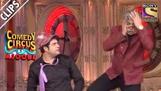 Baby Krushna Slaps Stepfather Sudesh | Comedy Circus Ke Ajoobe