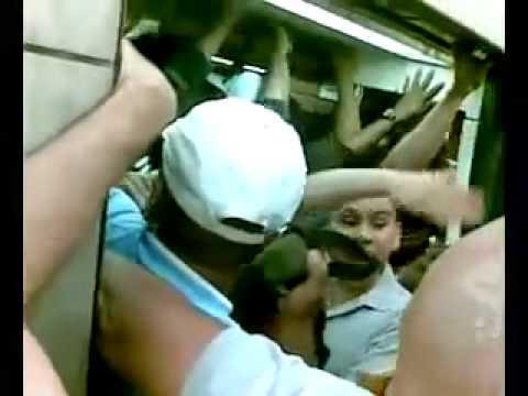 CojeCulo en el Metro de Caracas