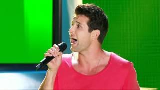 The Voice Australia: Sam Ludeman (@samludeman) sings Not Over You