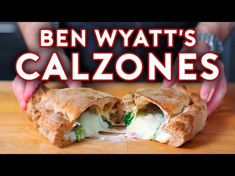 Binging with Babish Ben Wyatt s Calzones from Parks & Rec