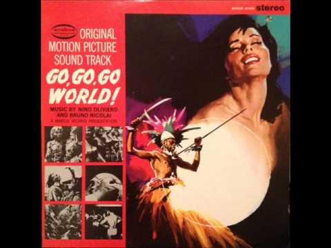 Nino Oliviero and Bruno Nicolai Sexy Trumpet GO GO GO WORLD 1964