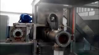 Automatic fresh starch noodle production line SNT machinery