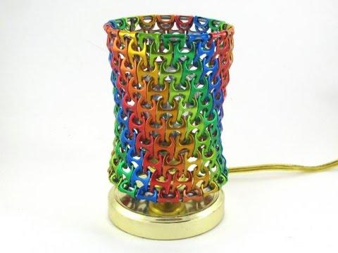Como hacer una lampara con canicas vidoemo emotional - Como hacer lamparas ...