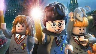 LEGO Harry Potter  Años 1-4  Pelicula Completa Full Movie