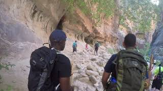 Zion Narrows   Use The Path