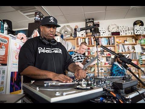 DJ Premier & The Badder Band NPR Music Tiny Desk Concert
