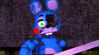 (Fnaf) (SFM) The Bonnie Song Short Recreation Of LinkBoyGamer's