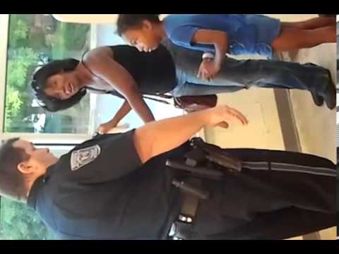 Xxx Mp4 Racist Cop Harrasing Mother Infront Of Crying Kids PigsAreFunny Com 3gp Sex