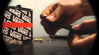 How To Put Foam Griptape On A Fingerboard