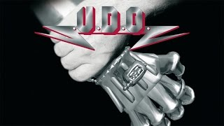 U.D.O. - Man and Machine (2002)// Official Audio // AFM Records