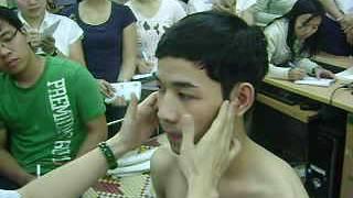 Khám hạch - Cô Châu - Học Viện Quân Y
