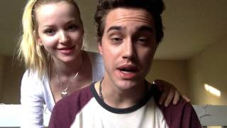 Disney's Dove Cameron and Ryan McCartan have a special message for Kidabaloo!