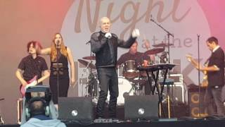 Holly Johnson (from Frankie Goes To Hollywood) - Relax live @ Night At The Park 2016
