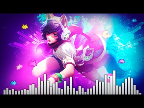 Best Songs for Playing LOL 12 1H Gaming Music EDM Trap Dubstep Electro House