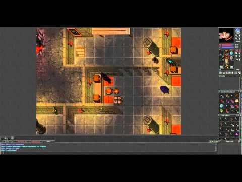 watch Let's Play Tibia: Easy way to make some money on the market. (ENG)