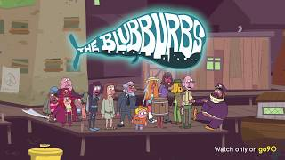 Explosm Presents: The Blubburbs TRAILER