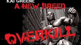 Kai Greene: OVERKILL (complete bodybuilding documentary)