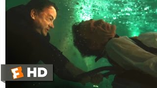 Angels & Demons (6/10) Movie CLIP - Drowning in the Trevi Fountain (2009) HD