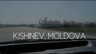 Vlog 155: KISHINEV, MOLDOVA
