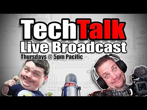 Tech Talk 144 More AMD tech and stuff