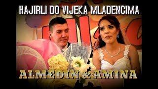 """SVADBA ALMEDIN & AMINA  """"""""HAIRLI DO VJEKA MLADENCIMA"""""""" (Tesanj 01.05.2019)"""