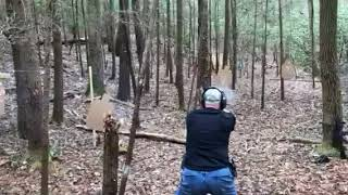 Canik TP9SF Range fun with an AR chaser