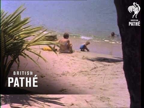 Xxx Mp4 West Indies Beach Scenes 1971 3gp Sex