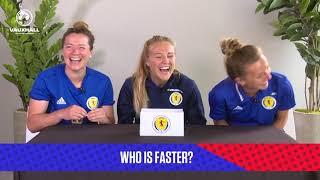 SWNT | Scotland Women Pick A Player | Scotland v Belarus