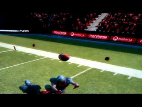 Xxx Mp4 Lob Catch For A First Down Only In Backbreaker 3gp Sex