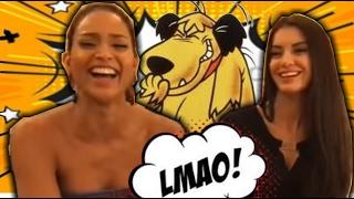 Reacción de Miss Colombia -  ANDREA TOVAR  ante Bullying virtual.
