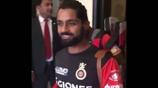 Vivo IPL 10 2017 RCB dressing room