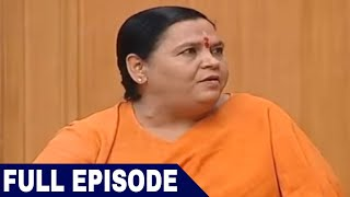 Uma Bharti in Aap Ki Adalat 2017 (Full Episode)