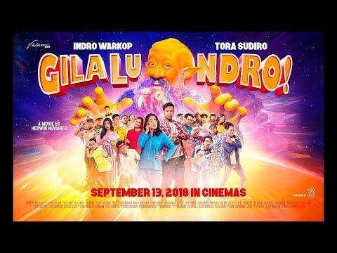 "Official Trailer ""Gila Lu Ndro"" | 13 September 2018 Ketemu Alien di Bioskop"