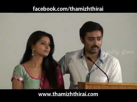 Actress Sneha & Actor Prasanna - Press Meet on their Wedding