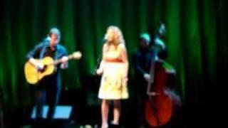 Alison Krauss--Green Pastures, LIVE
